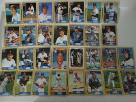 1987 Topps Detroit Tigers Team Set of 30 Baseball Cards - $5.00