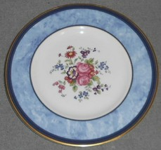 Royal Doulton CENTENNIAL ROSE PATTERN Bone China SALAD PLATE Made in Eng... - $29.69