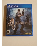Resident Evil 4 (PlayStation 4, 2016) ~ Great Condition Horror Game - $19.59
