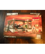 Mega Bloks 2015 Call Of Duty Zombies Tranzit Diner 489 Pieces Still Seal... - $26.99