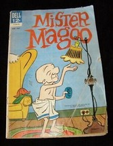 Mister Magoo Comic Book March May 1963 #3 Dell - $12.99