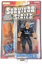 Stone Cold Steve Austin WWF WWE Jakks Action Figure Signature 4 1999 Sealed - $24.70