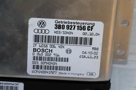 VW PASSAT 2.0 tdi Diesel Transmission Module Computer TCM TCU 3B0927156CF image 2