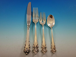 Rondelay by Lunt Sterling Silver Flatware Set for 8 Service 40 pieces - $2,495.00