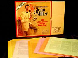 The Unforgettable Glenn Miller  Greatest Original Recordings AA-191747  Vintage image 6