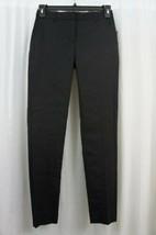 DKNY Donna Karan New York Dress Pants Sz 2 Black Solid Buisness Dinner P... - $79.17
