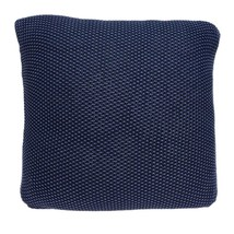 Parkland Collection Manni Transitional Blue Pillow Cover - $47.47
