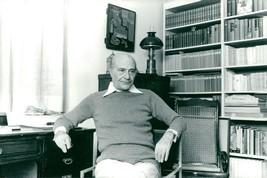Vintage photo of The author Odysseus Elytis - $9.41