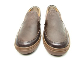 Cole Haan Men's Ricta Slip On Shoes Color Dark Roast Size 10.5M - $24.01