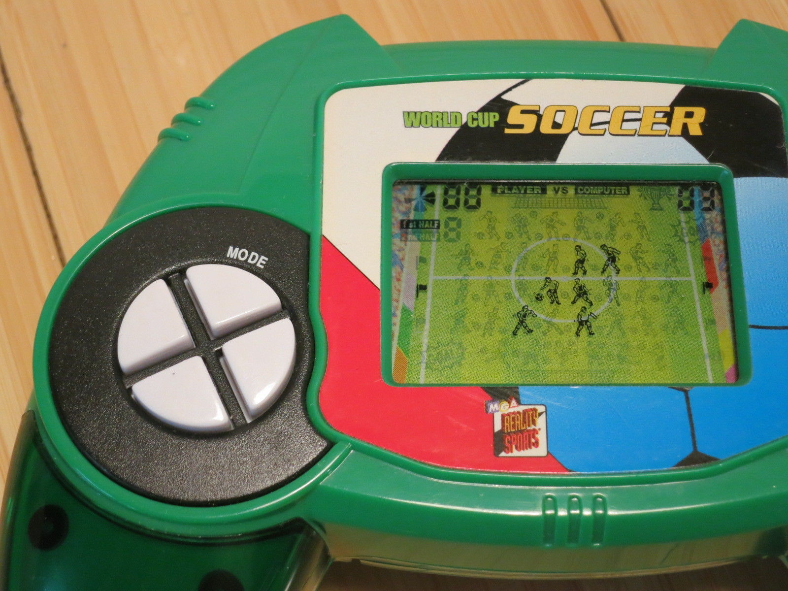 MGA Entertainment World Cup Soccer Deluxe Game