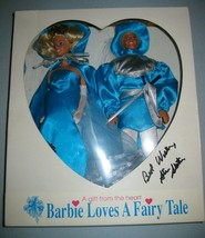 New Barbie Loves A Fairy Tale Convention Doll Signed Rare Limited Editio... - $246.51