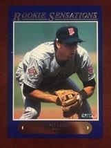 1992 Fleer - Scott Lieus - Rookie Sensations #20 - $0.99