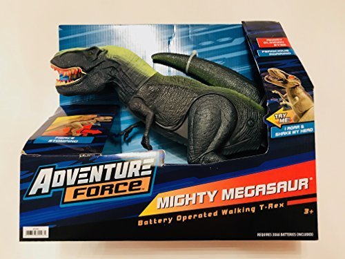 Adventure Force Mighty Megasaur Green