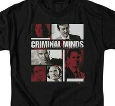 Criminal Minds t-shirt characters TV drama series graphic tee CBS880 image 2
