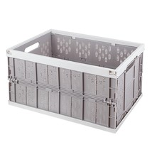 Mookis Collapsible Crates Trunk Organizer Storage Bin/Container for Car ... - $46.43 CAD
