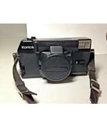 Konica Minolta C35 MF Focus Hexanon 38mm F2.8 Lens 35mm Film Camera JAPA... - $99.99