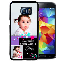 Collage & Background Rubber Case For Samsung S9 S8 S7 Edge Plus Note 8 4 5 3 - $14.98