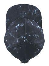 Rastaclat Typhoeos Black Marble Adjustable Snapback Baseball Hat Cap NEW image 5