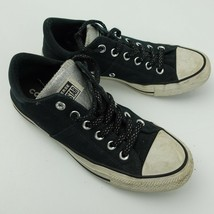 Converse Chuck Taylor Madison Women's Shoes Size 8 Black Silver 562494F - $19.79