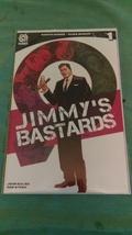 Jimmy's Bastards #1 Aftershock comics Garth Ennis - $2.00