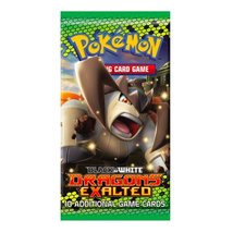 Pokemon Black & White Dragons Exalted Booster Pack - $14.65