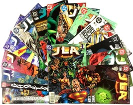 Justice League JLA Comic Book Lot 15 Issues DC VF NM #1 Superman Wonder ... - $24.70