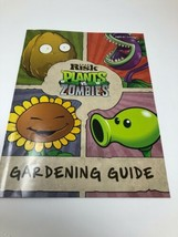 Risk Plants VS Zombies Collector's Edition Instruction Gardening Guide - $7.95
