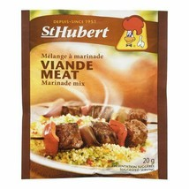 24 Pack St-Hubert Meat Marinade Mix 20g Fresh And Delicious! - $48.78