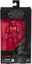 """Star Wars The Black Series Sith Trooper Action Figure 6-Inch Scale 6"""" - $31.95"""