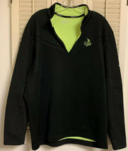 Nike Golf XL Black Therma-fit 1/4 Zip Jacket 2015 US Open Chambers Bay P... - $24.99