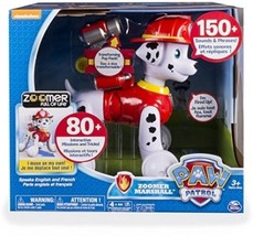 Paw Patrol Zoomer Dalmatian Marshall Kids Interactive Pup Sounds Nick Jr... - $128.10