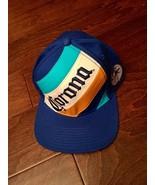Corona Extra Beer Trucker Snapback Hat Snapback Party Multi-Colored Cap - $25.00