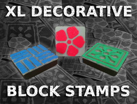 XL paint stamp for use in Paining & decorating (many designs available) - $19.65