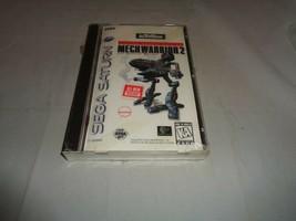 MechWarrior 2, Brand New/Sealed, Sega Saturn - $34.99