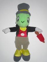"Disney Store Pinocchio Jiminy Cricket 9"" Plush Bean Bag - $7.59"