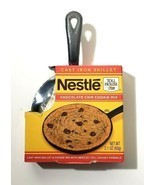 "Nestle Toll House Chocolate Chip Cookie Mix with 5"" Cast Iron Skillet Black - $18.99"