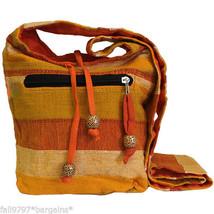 NEPAL Cabestrillo Bolso Tira en hombro BOHO CHIC HIPPY cotidiano - SUNRISE - $29.90 CAD