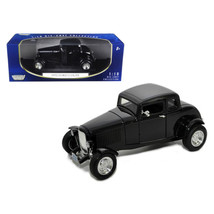 1932 Ford Coupe Black 1/18 Diecast Model Car by Motormax 73171bk - $61.11