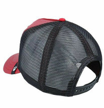 Goorin Bros Snapback Mesh Cap Red Big Bird Freedom Eagle Trucker Hat 101-0842 image 4