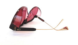 Dior Women's Sunglasses DIORCLUB3 3H2 Black/Pink 61-12-145 MADE IN ITALY... - $199.95