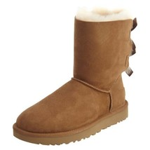 UGG Womens Bailey Bow II Boots Chestnut 1016225 - $205.00
