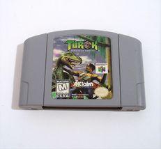 Turok: Dinosaur Hunter (Nintendo 64, 1997) N64 - $14.95
