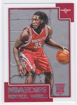 Montrezl Harrell 2016-17 Panini Hoops RC #278 Houston Rockets - $0.25