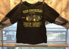 The Original John Deere Since 1837 Jersey Shirt Size S(4) General Purpos... - $24.30