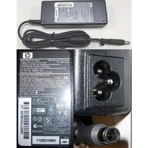 HP / Compaq Business Notebook/Pavilion Laptop AC Adapter 90W AC Adapter 384020-0 - $29.80
