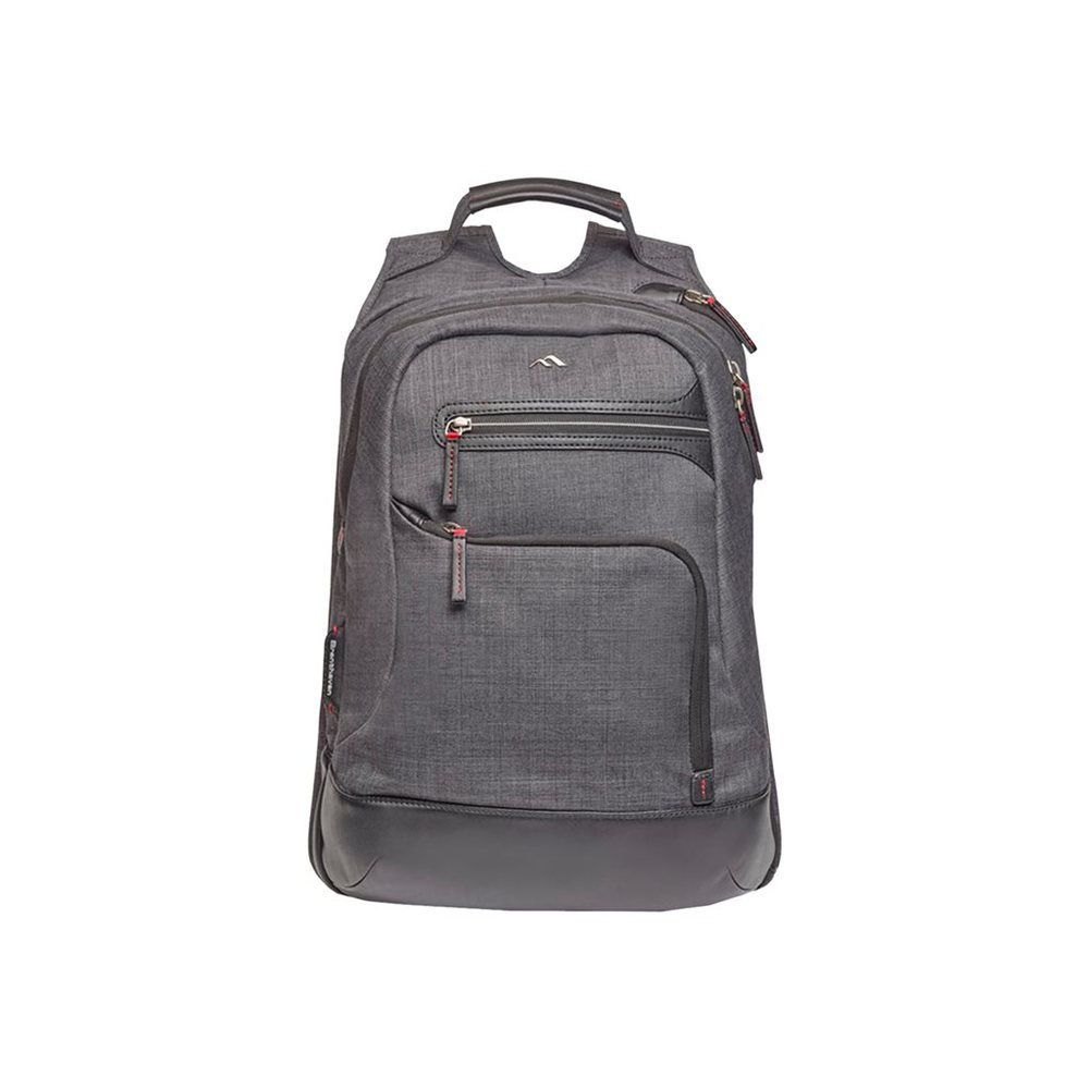Primary image for Brenthaven Collins 1951 730791195103 15-Inch Laptop Backpack - Graphite