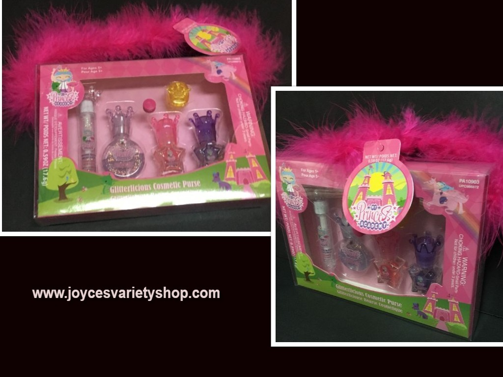 Princess glitter kit web collage