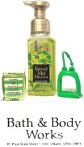 Bath and Body Works Sweet Mint Mimosa Hand Soap, PocketBac & Pink Holder - $22.10