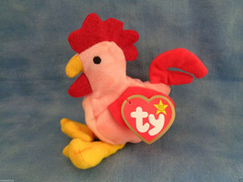 TY McDonald's Teenie Beanie Baby Strut The Rooster w/ Tags - $1.73