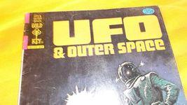 UFO & OUTER SPACE # 16 * FN- * TRUE UFO ENCOUNTERS!! Maury Island! War o... - $3.00